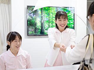 一木医院(一木皮膚科、いちきひふか)福岡市博多区の皮膚科専門医院内写真1