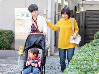 一木医院(一木皮膚科、いちきひふか)福岡市博多区の皮膚科専門医院内はバリアフリー